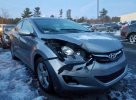 Lot #1473378927 2013 HYUNDAI ELANTRA GL salvage car