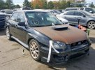 Lot #1475267277 2005 SUBARU IMPREZA WR salvage car