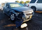 Lot #1477670881 2012 CHEVROLET CRUZE LT salvage car
