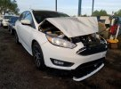 Lot #1479522931 2016 FORD FOCUS SE salvage car