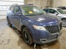 Lot #1546562437 2011 LINCOLN MKX salvage car