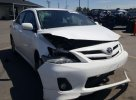 Lot #1546980497 2013 TOYOTA COROLLA BA salvage car