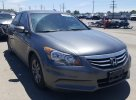 Lot #1548657201 2012 HONDA ACCORD SE salvage car