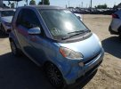 Lot #1584044367 2011 SMART FORTWO PUR salvage car