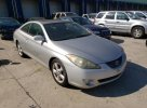 Lot #1584052551 2004 TOYOTA CAMRY SOLA salvage car