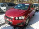 Lot #1679859104 2013 CHEVROLET SONIC LT