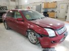 Lot #1761072187 2007 FORD FUSION SEL